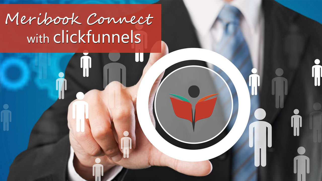 Meribook Integration With ClickFunnels