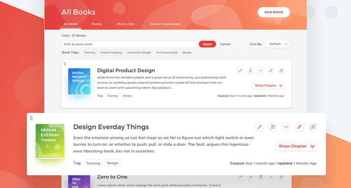 Meribook - 2018 Redesign in progress!